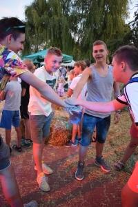 Zespół Nowe Lotko na Spotkaniach z Folklorem w Chludowie-48