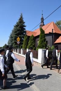 Zespół Nowe Lotko na Spotkaniach z Folklorem w Chludowie-6