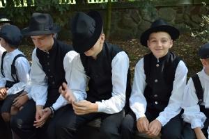 Zespół Nowe Lotko na Spotkaniach z Folklorem w Chludowie-9