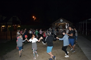Zespół Regionalny NOWE LOTKO na biwaku szkoleniowym w Boszkowie-35