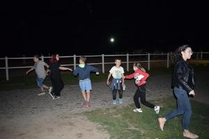 Zespół Regionalny NOWE LOTKO na biwaku szkoleniowym w Boszkowie-40