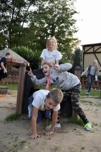 Zespół Regionalny NOWE LOTKO na biwaku szkoleniowym w Boszkowie-5