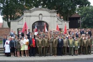 95-lecie TG Sokół w Bukówcu Górnym