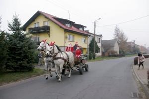 Mikołaj w Bukówcu 2014