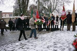 Rocznica wybuchu Powstania Wielkopolskiego w Bukówcu (2021)-11
