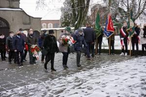 Rocznica wybuchu Powstania Wielkopolskiego w Bukówcu (2021)-7